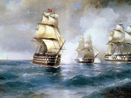 Ships Painting
