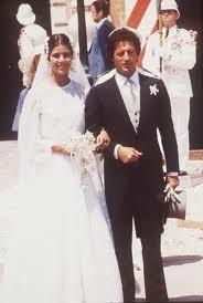 Carolina di Monaco abito da sposa