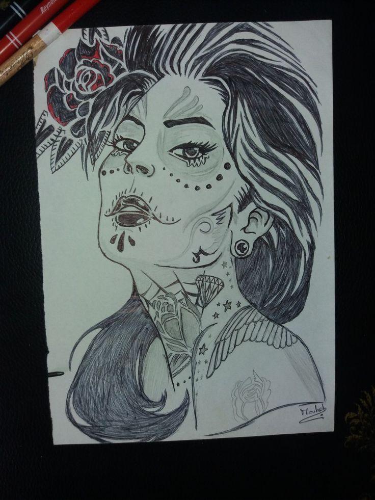 Pin by Anthony Waldron on Artawaldron | Female sketch