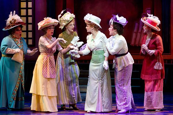 Meredith Willson's The Music Man   Broadway musical Philadelphia - Walnut Street Theatre