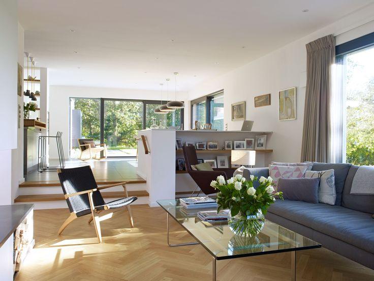 Die besten 25+ Wandabgrenzungen Ideen auf Pinterest Glitter - wohnzimmer offen gestaltet