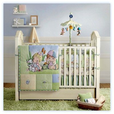 Precious Moments Natures Babies Bedding Boy Or Girl This Is My Favorite