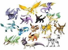 Pokemon evolution chart eevee google search pokemon - Pokemon xy mega evolution chart ...