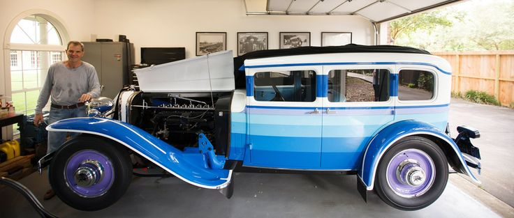 The Ruxton seemed destined for greatness in 1929, but the company that made the car fell apart. In August, the Pebble Beach concours is expected to display at least 15 of the cars.