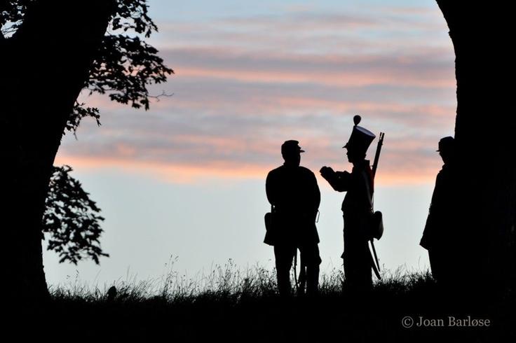 De eventyrlige soldater på Fredericia Vold - 5. juli 2010