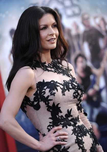 Stunning Catherine Zeta Jones                                                                                                                                                                                 More