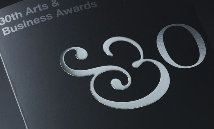 30th Annual Business awards Literature