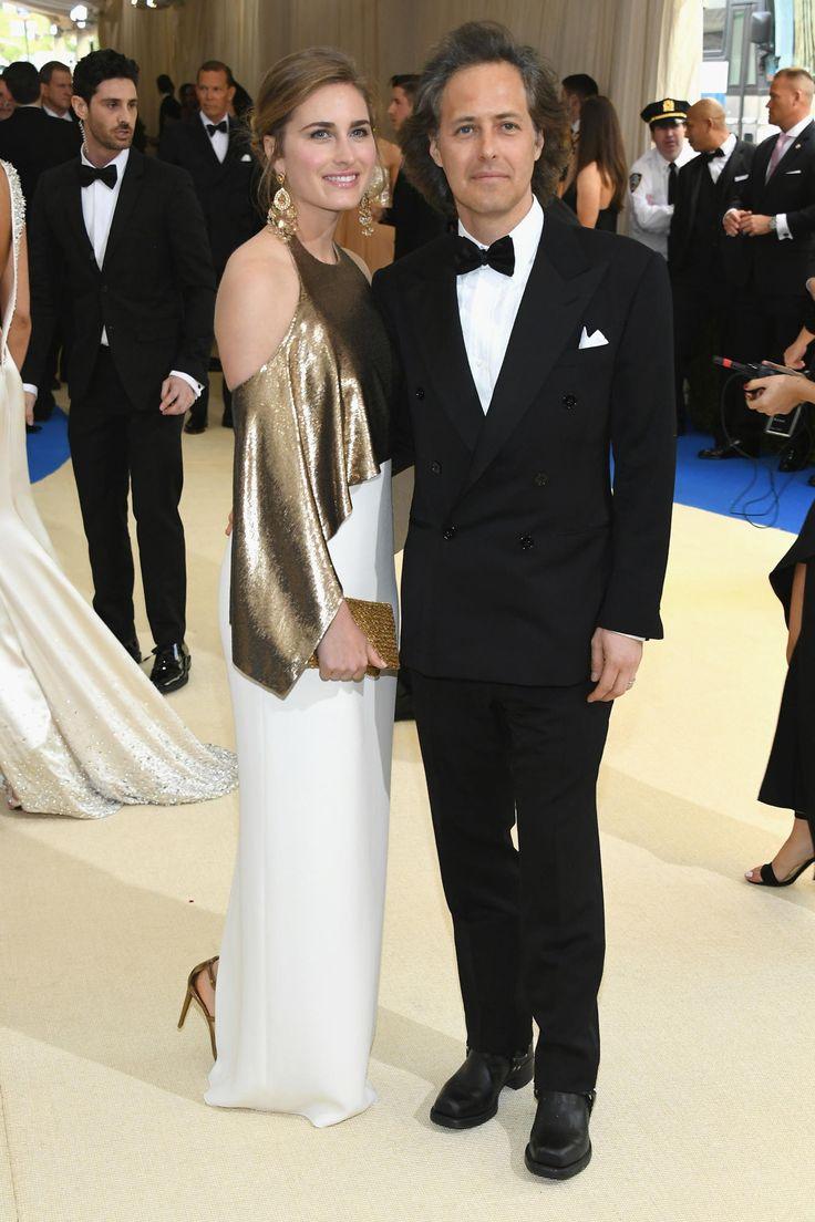 Lauren Bush Lauren and David Lauren. Photo:Dia Dipasupil/Getty Images.