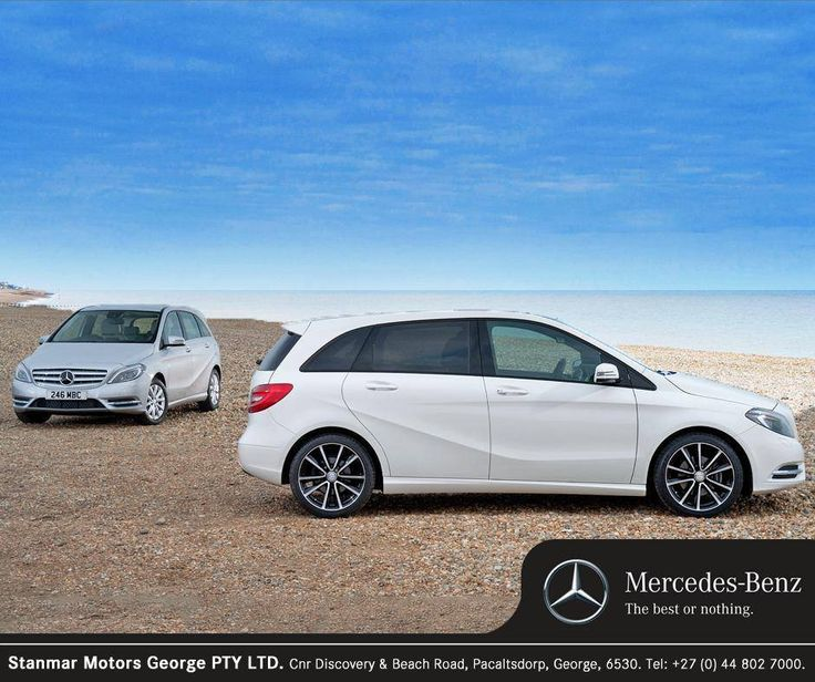 Sleek yet space-efficient, the #MercedesBenz B-Class Tourer proves that small can be stylish and sporty. Contact #TeamStanmar 044 802 7000 for more information or to book your test drive.