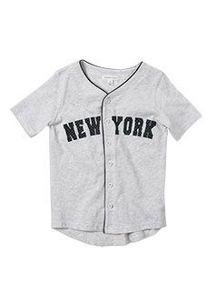 Love the baseball shirt. #DearPumpkinPatch