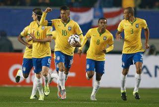 Blog Esportivo do Suíço:  Brasil é a única seleção com 100% de vitórias depois da Copa do Mundo