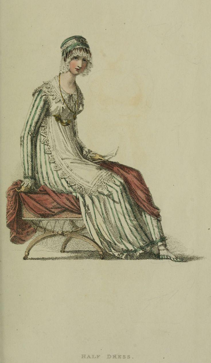 Regency fashion plate the secret dreamworld of a jane austen fan - Ekduncan My Fanciful Muse Regency Era Fashions Ackermann S Repository 1814