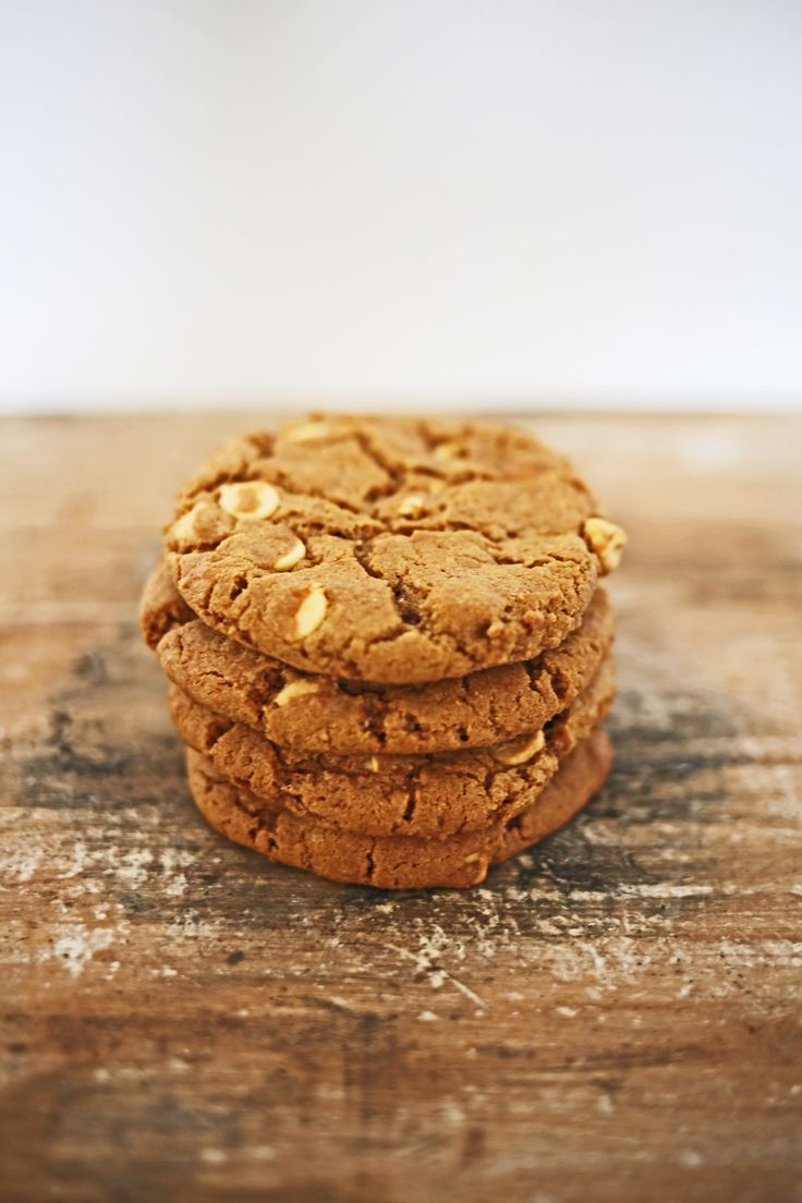 White Chocolate, Espresso and Burnt Butter Cookie by Burnt Butter Bakery