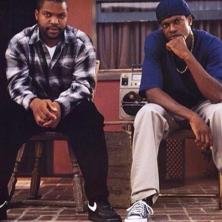 Friday | Ice Cube and Chris Tucker