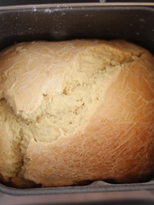 Einkorn Bread Machine Sandwich Loaf | Jovial Recipes