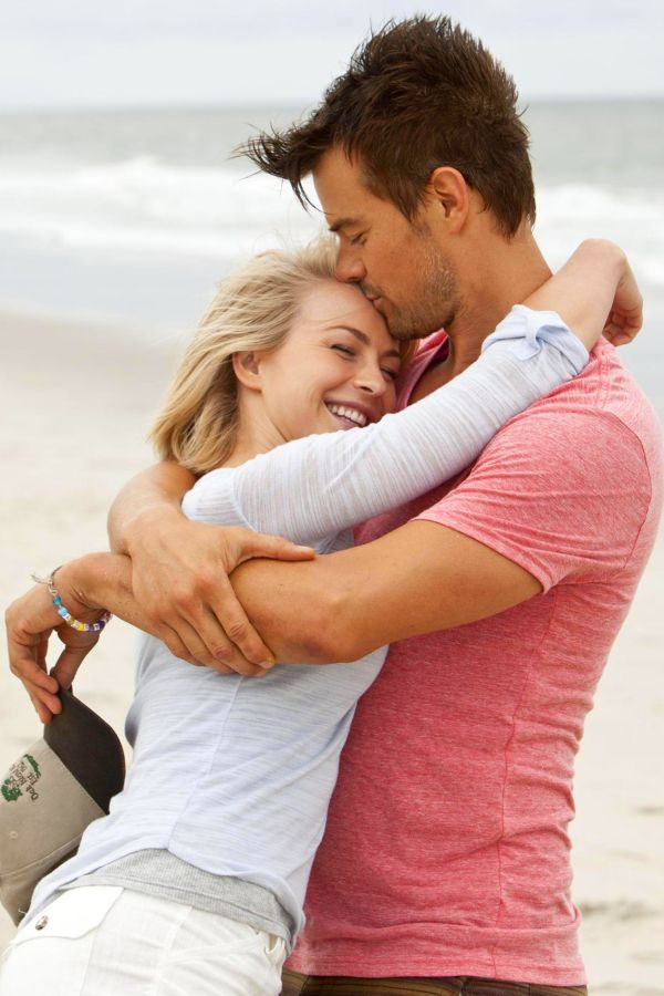 In the most difficult moments, love is the only refuge.
