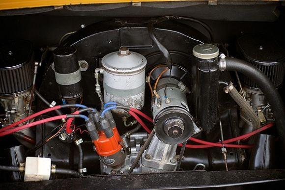 1967 Porsche 912 For Sale Engine