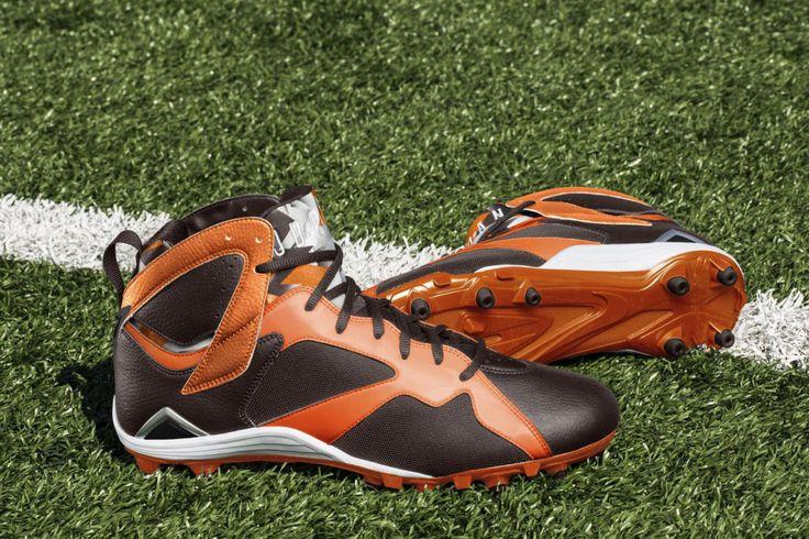 Jordan Brand AJ7 PE Football Cleats