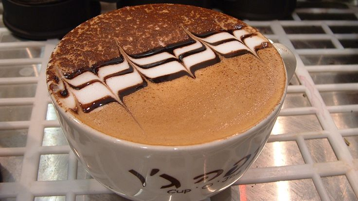 Beautiful and Creative Examples of Latte Art