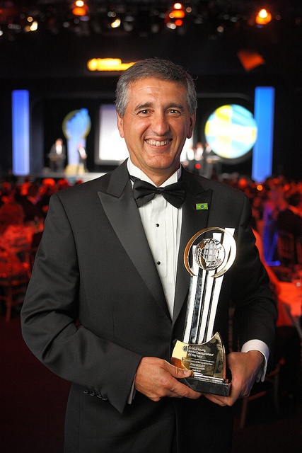 Marco Stefanini is the Brazilian winner - he's a leader in IT and business process outsourcing. #WEOY