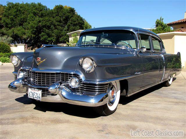 1954 cadillac   1954 Cadillac Fleetwood Sixty Special