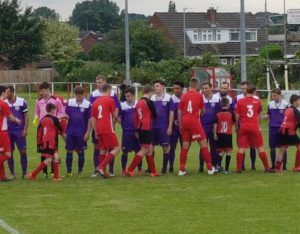Ashton Town 0-1 AFC Liverpool