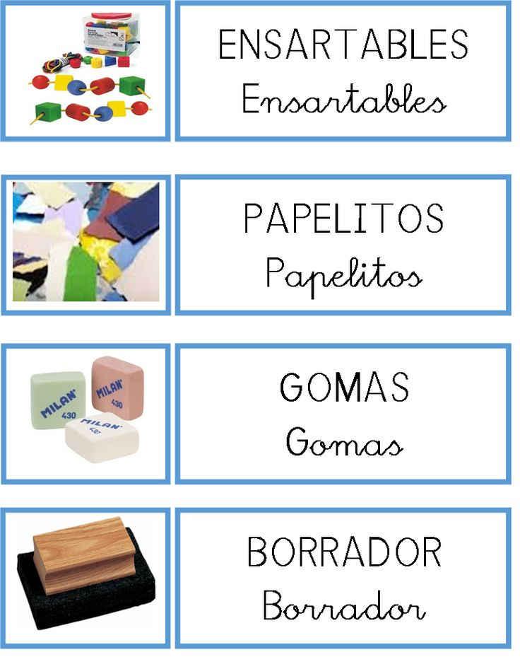 Es imprescindible ordenar todo el material que tenemos en el aula de infantil, pero esta tarea no es solo responsabilidad de maestros y mae...