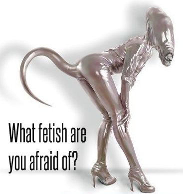 141 What Fetish are You Afraid Of PODCAST