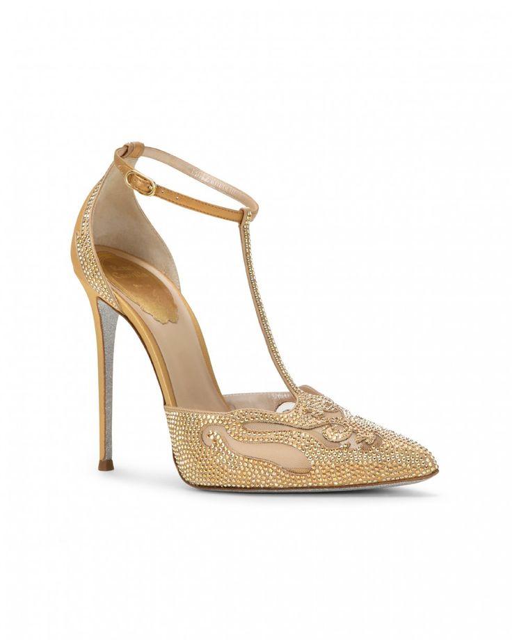 pump_gold_caovilla | <b>Shoes</b> - <b>Pumps</b> / Обувь - Классические ...