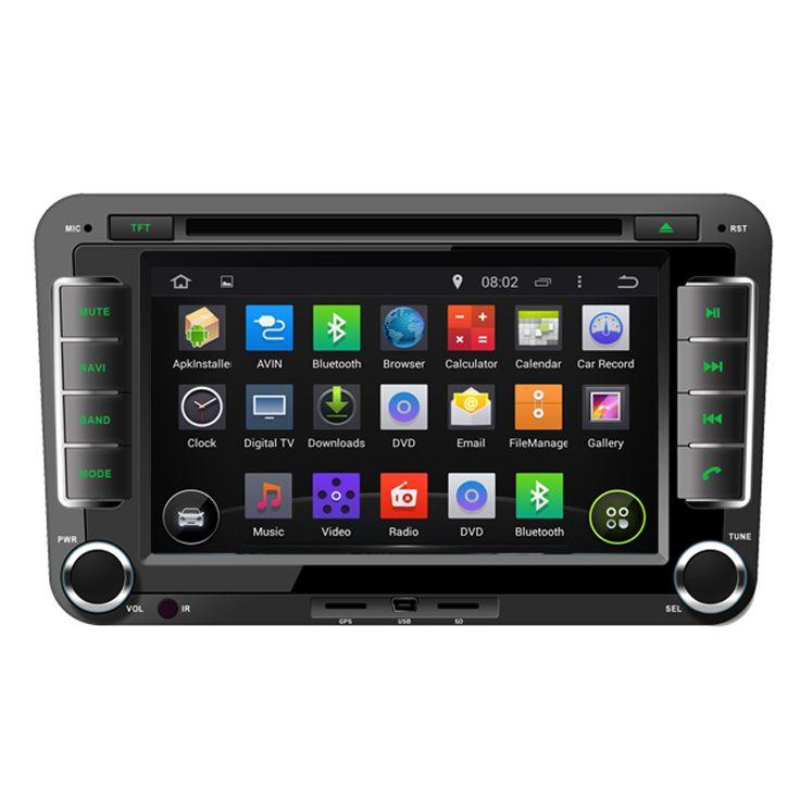 Octa/Quad Core Android  Fit SKODA OCTAVIA II, OCTAVIA III, FABIA 2005- 2010 Car DVD Player Navigation GPS Radio