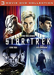 Star Trek / Star Trek Into Darkness / Star Trek Beyond DVD 2016: Amazon.co.uk: Chris Pine, Anton Yelchin, Zoe Saldana, Idris Elba, Justin Lin, J.J. Abrams, Damon Lindelof, Bryan Burk, Alex Kurtzman, Roberto Orci: DVD & Blu-ray