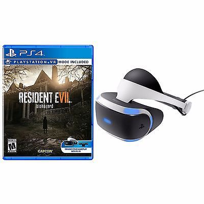 [$399.99 save 14%] PS4 PlayStation VR - Standalone  Resident Evil 7 Biohazard - PlayStation 4 #LavaHot http://www.lavahotdeals.com/us/cheap/ps4-playstation-vr-standalone-resident-evil-7-biohazard/188680?utm_source=pinterest&utm_medium=rss&utm_campaign=at_lavahotdealsus