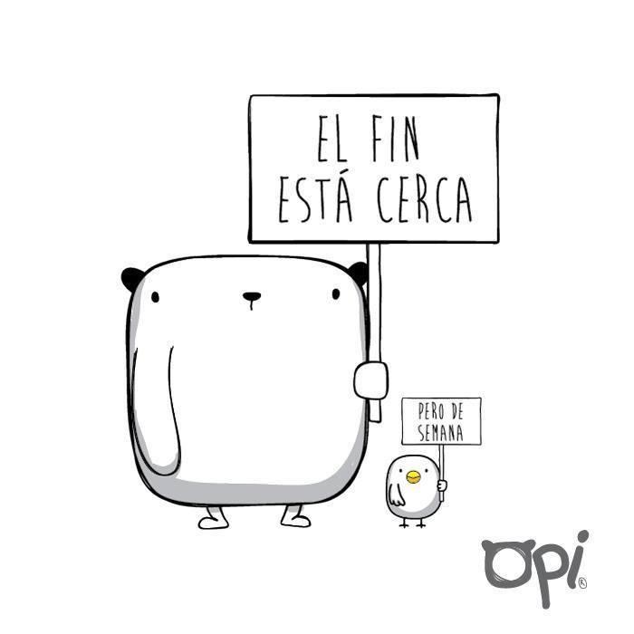 #Buenosdías! Atentos a la letra pequeña, a los pequeños gestos solidarios! :) #FelizViernes con #humor vía @elowcost