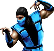 Ultimate Mortal Kombat 3: Sub-Zero