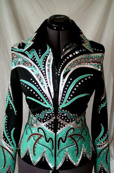 Showmanship Jacket - OOOOOOOH!!!!! I NEED THIS