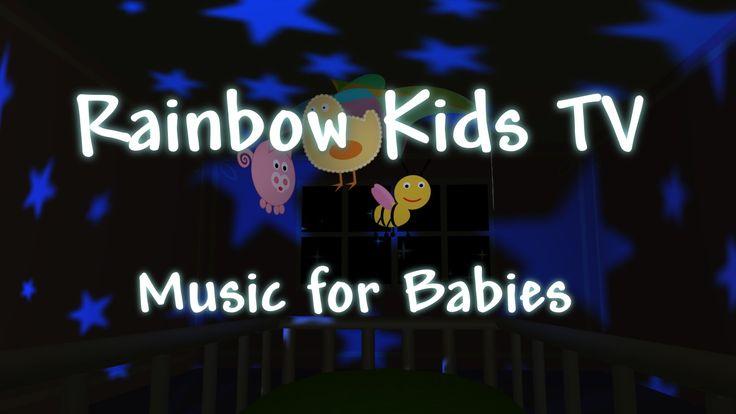Baby Music - Lullabies - Relaxing Videos - Brahms Lullaby - Full of Star...