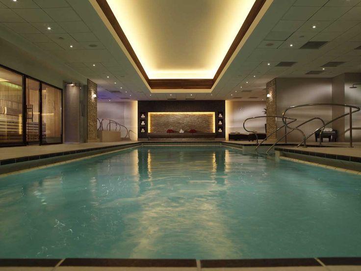 Hotel indoor pool luxury  82 best Indoor Swimming Pool images on Pinterest | Indoor pools ...