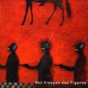 Paroles de chansons et pochette de l'album Des visages, des figures de Noir…