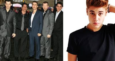 Integrantes de New Kids on the Block ofrecen asesoramiento a Justin Bieber | Justin Bieber Day