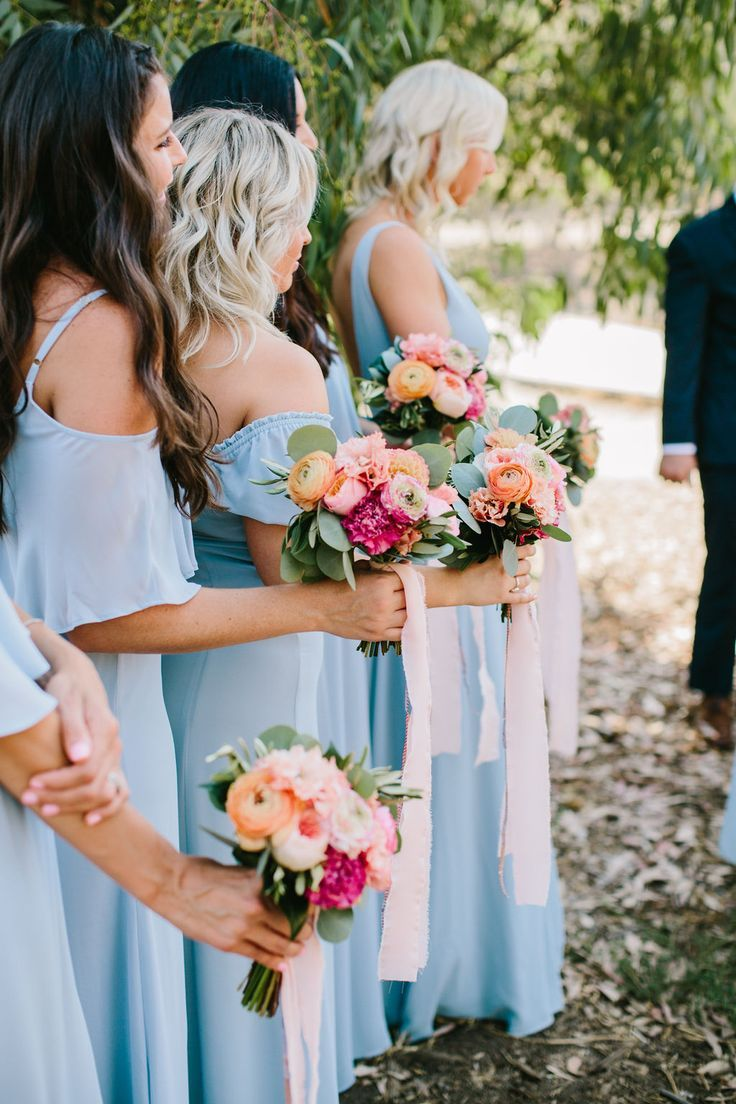 A Bright Vineyard Wedding At Triunfo Creek Vineyards Feathered