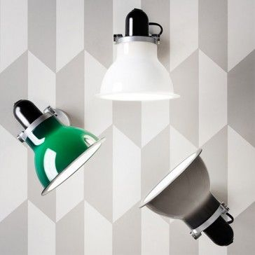 lámpara type 1228 anglepoise pared