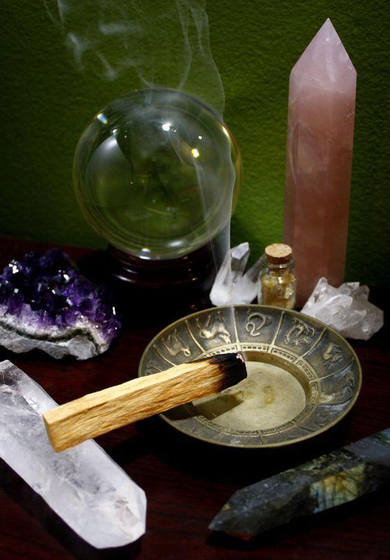 ∆ Incense ...