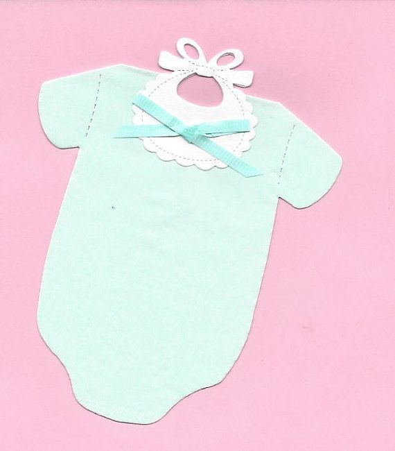 Set of 30 Mint Green Baby Outfit STRETCHIE by SuriesBoutique, $15.00