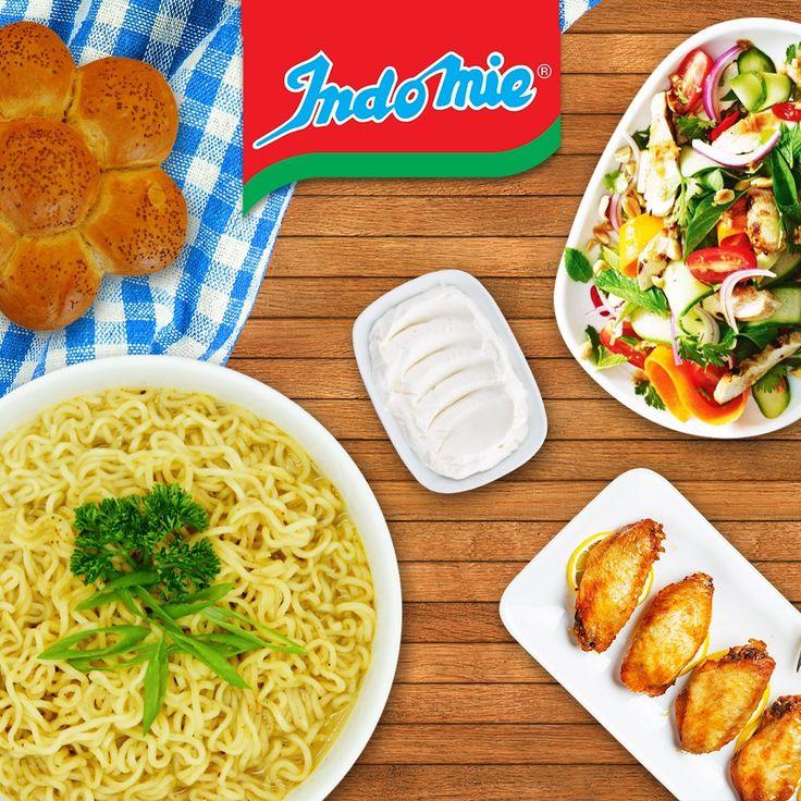İftar yemeği için vaktin yok mu? Boşveeer, Indomie 3 dakikada hazır. 😁 Tık Al Indomie kapına gelsin.