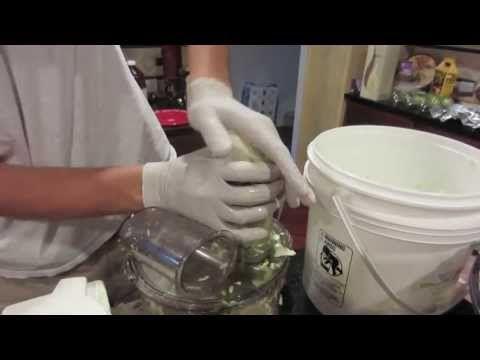 ▶ Homemade German Sauerkraut Recipe - YouTube