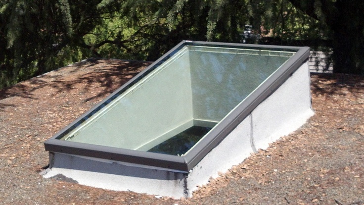 1000 images about when bad skylights happen to good for How to clean velux skylights