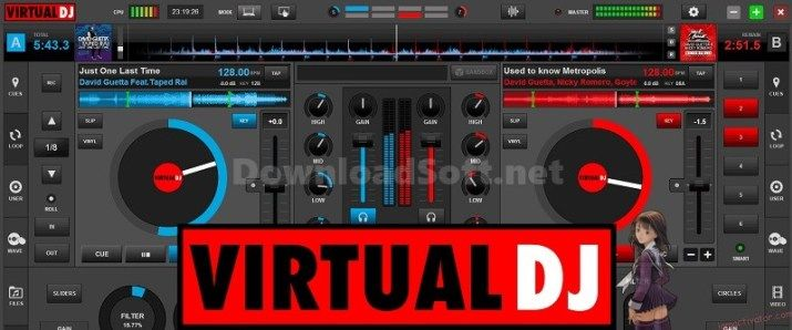 Download Virtual Dj 2020 Latest Free For Windows And Mac I 2020