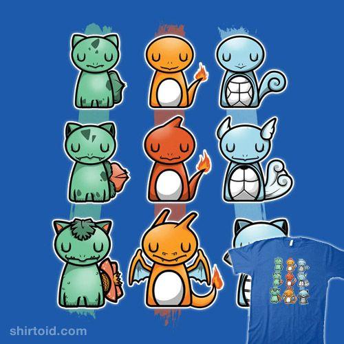 Pocket Evolutions #blastoise #bulbasaur #charizard #charmander #charmeleon #evolution #gaming #ivysaur #nintendo #pokemon #prismicdesigns #squirtle #venusaur #videogame #wartortle