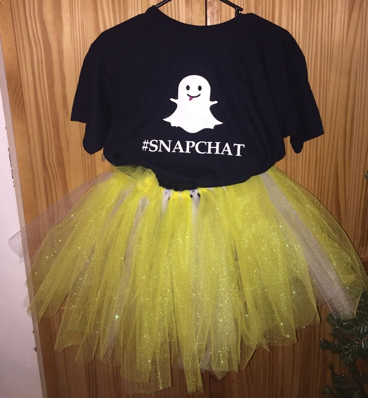 A personal favorite from my Etsy shop https://www.etsy.com/listing/480281107/snapchat-halloween-costume
