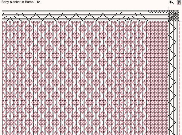 8 shaft pattern | Eugene Textile Center | Weaving | Weaving, Dobby